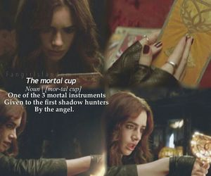 the mortal instruments, shadowhunter, and cassandra clare image
