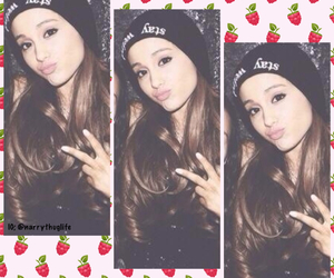 babe, edit, and ariana image