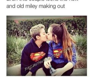 funny, miley cyrus, and lol image