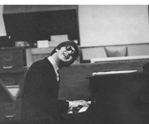 john lennon, the beatles, and music image