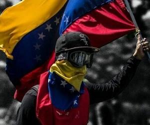 venezuela and sos venezuela image