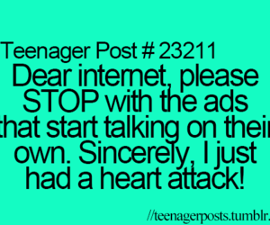 funny, teenager post, and mindblown posts image