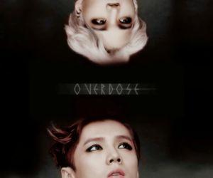 exo, overdose, and kai image