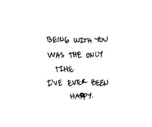 love, quote, and happy image