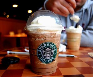 starbucks, coffee, and yummy image