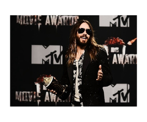 30 seconds to mars, jared leto, and mtv movie awards image
