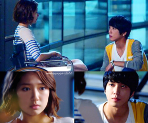 park shin hye, heartstrings, and you've fallen for me image