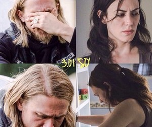 couple, tara, and sons of anarchy image