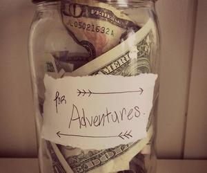 adventures and money image