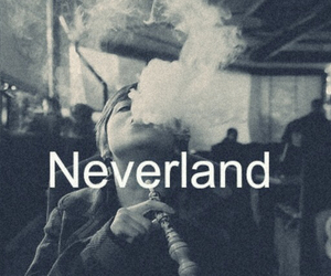 neverland and smoke image