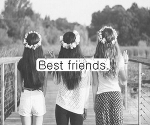 friendship, us, and black and white image