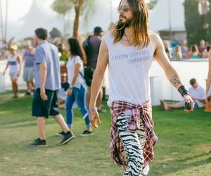 30 seconds to mars, jared leto, and sun image