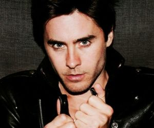 30 seconds to mars, jared leto, and blue eyes image