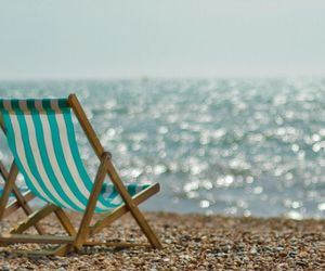 relax, sea, and summer image