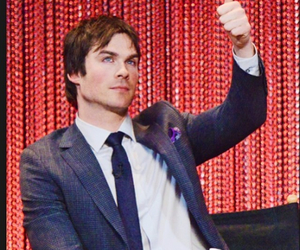 boy, Hot, and ian somerhalder image