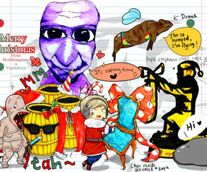 barrels, pewdiepie, and stephano image