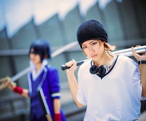 cosplay, fushimi, and k project image