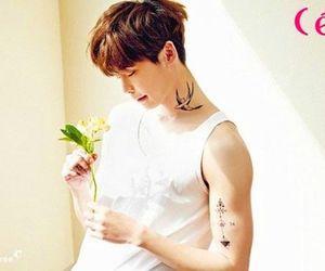 fashion, lee jong suk, and korean actor image