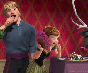 adorable, kristoff, and aw image