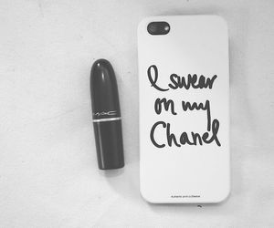 case, chanel, and lipstick image