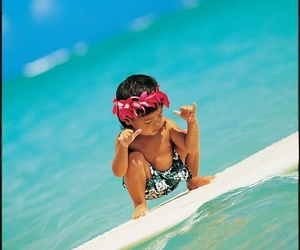 surf, boy, and hawaii image
