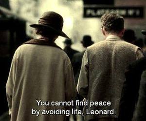 peace, quote, and life image