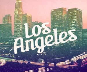 la, los angeles, and california image