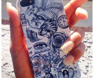 justin bieber, iphone case, and swag image