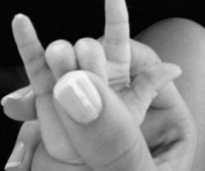 baby, n, and rock image