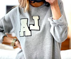 fashion, girl, and la image