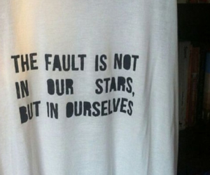 tfios, quote, and the fault in our stars image