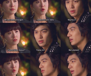 boy, Boys Over Flowers, and girl image