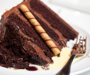 chocolate, cake, and yummy image