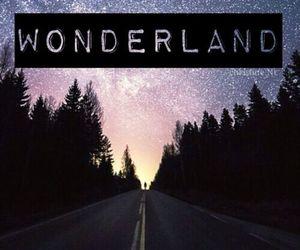 wonderland image