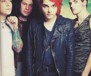 my chemical romance, gerard way, and mikey way image