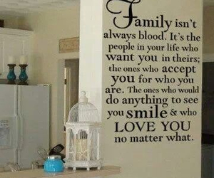 family, quote, and love image