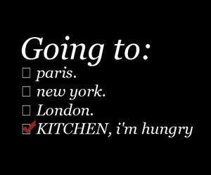 kitchen, paris, and london image