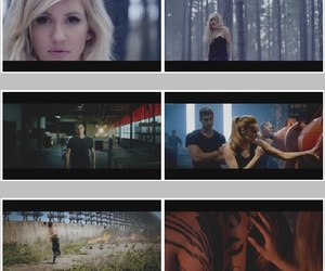 Ellie Goulding, movie, and beating heart image