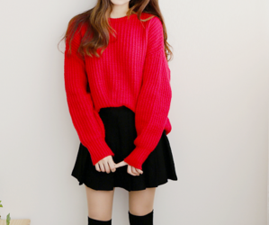 girl, fashion, and korean image
