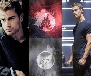 four, tobias, and faction image