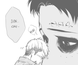 yaoi, jean kirstein, and snk image
