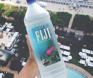fiji, water, and summer image