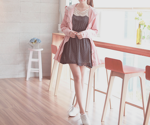kfashion, cute, and asian image