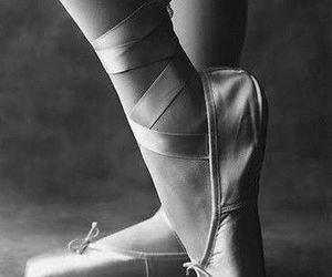 ballet, ballerina, and dance image
