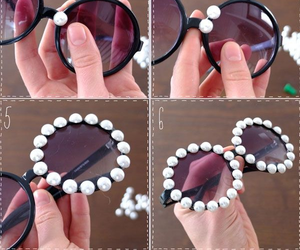 diy, sunglasses, and diy projects image
