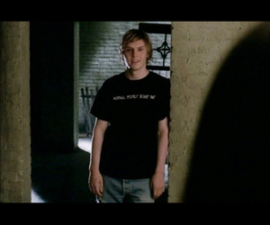 sexy, evan peters, and american horror story image