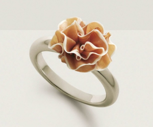 flowers, cute, and jewelry image