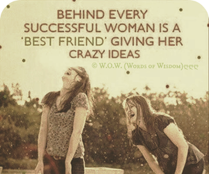 friends, crazy, and best friends image