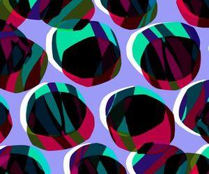 art, background, and circle image