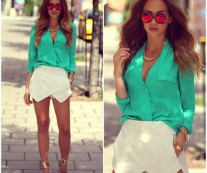 awesome, style, and blouse image